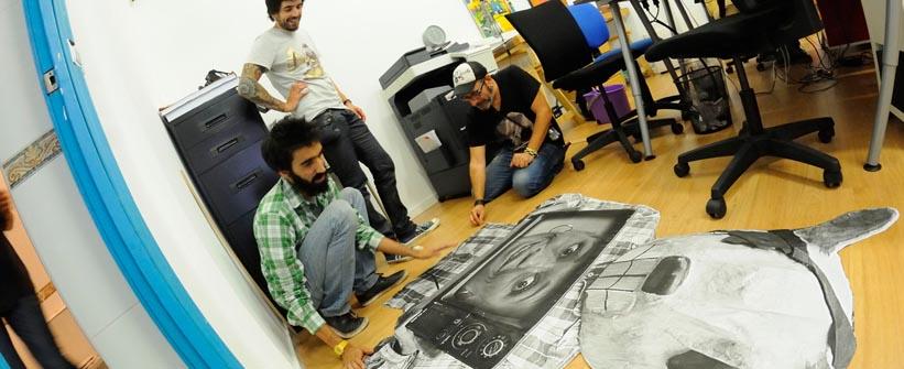 """Crónica del taller """"Fotografía y Arte Urbano"""""""