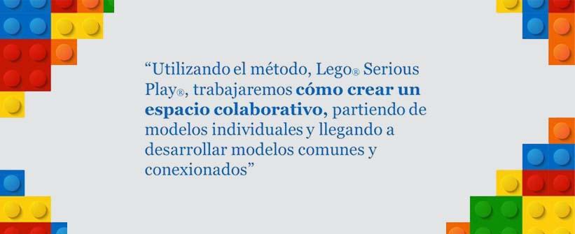 Lego® Serious Play ® en #sábadosenelcoworking