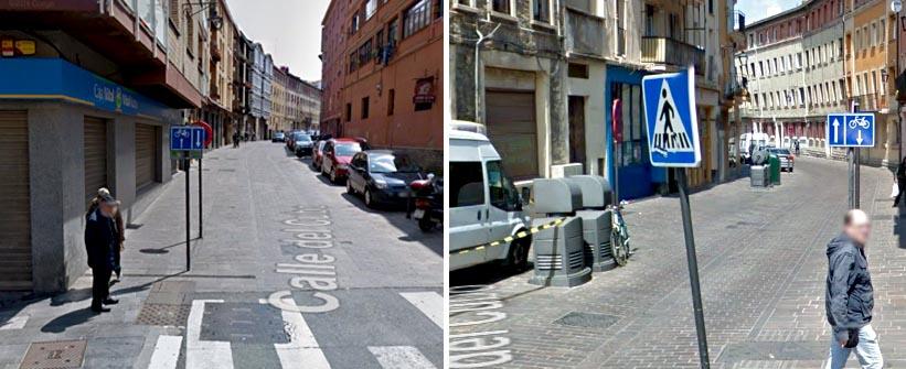 El bicicarril fantasma de la calle Cubo